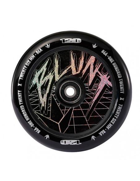 ruedas blunt hollow hologram 120mm classic