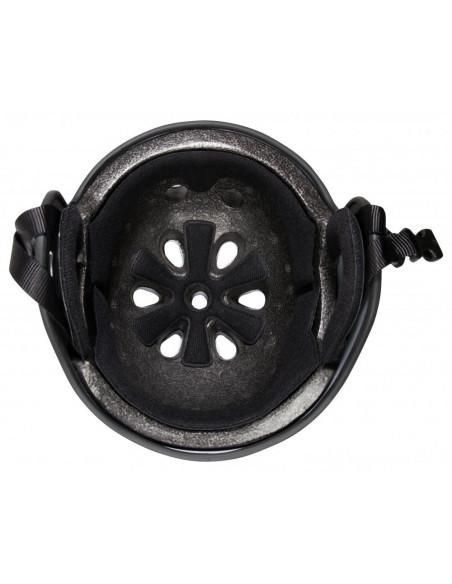 Oferta casco pro-tec full cut plateado