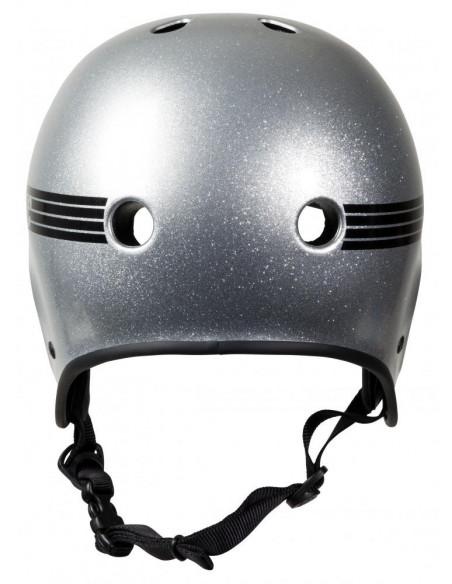 Venta casco pro-tec full cut plateado