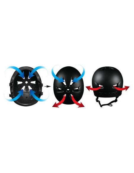 Comprar harsh helmet hx1 black