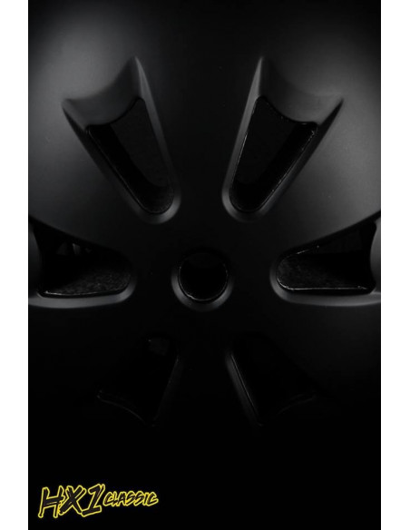 Venta harsh helmet hx1 black