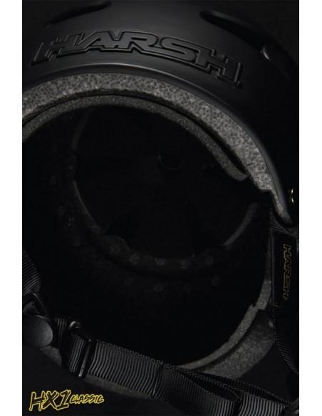 Oferta harsh helmet hx1 black