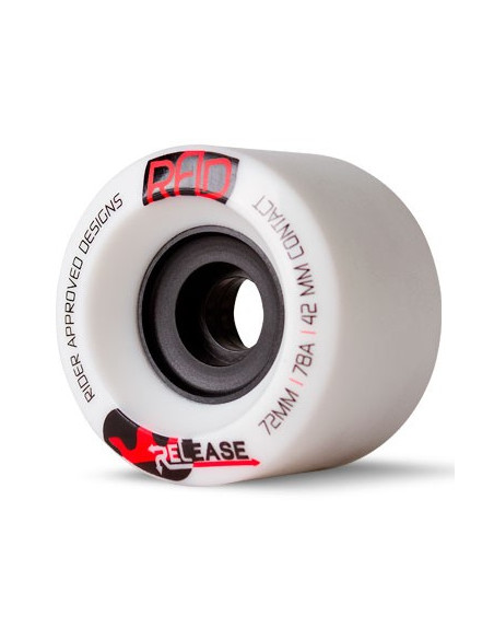 Comprar rad wheel release 72mm 78a