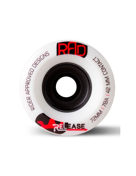 Venta rad wheel release 72mm 78a