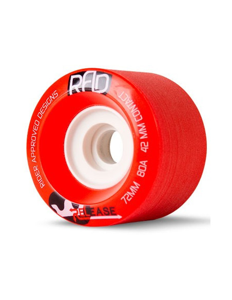 Comprar rad wheels release 72mm 80a