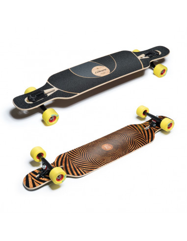 "loaded tan tien topo complete | 39""x 8.75"" 