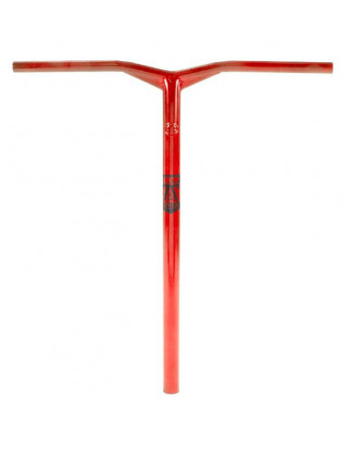 lucky 7bar™ pro scooter bar red