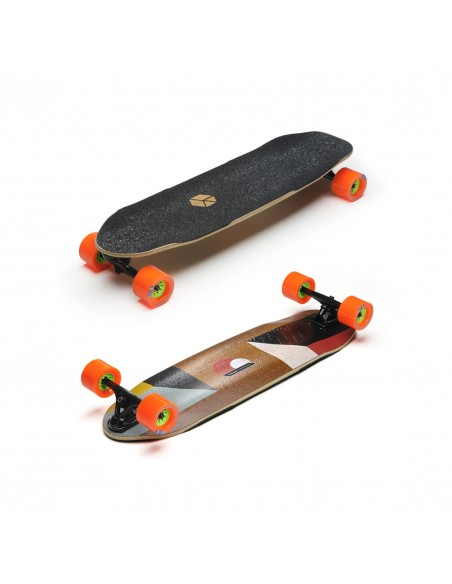 Oferta loaded truncated tesseract deck 33""