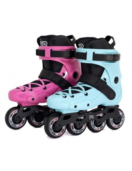 Venta patines fr j azul