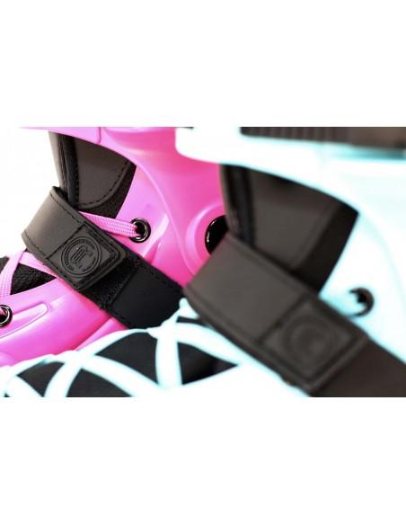 Venta patines fr j rosa