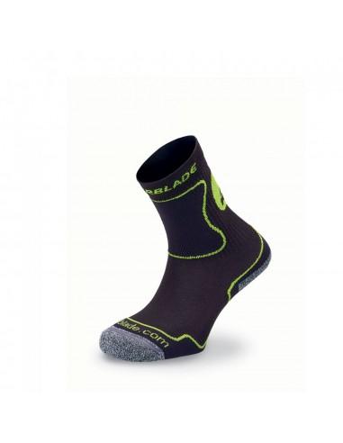 rollerblade kids socks g black-green