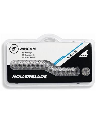 rodamientos rollerblade ilq 5 [16 pack]