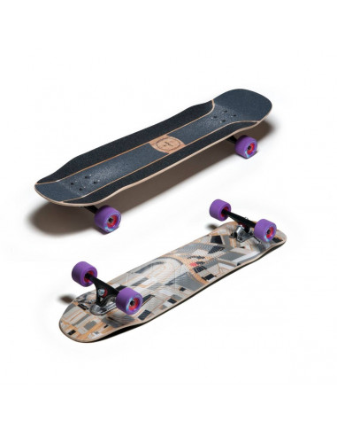 "loaded overland 37"" complete longboard"