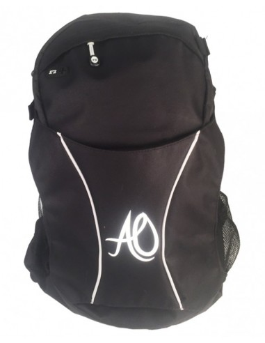 ao backpack black - grey