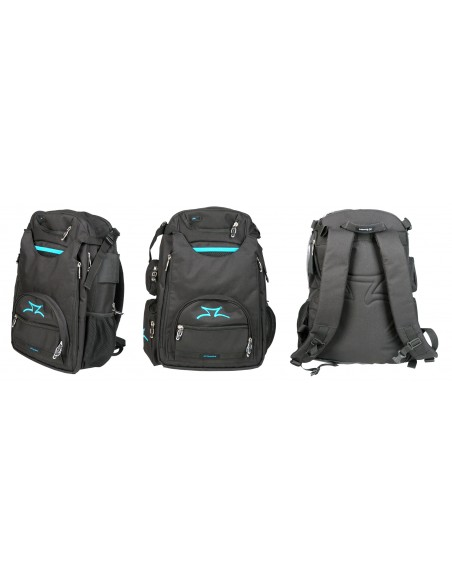 Comprar ao scooter transit backpack black - turquioise
