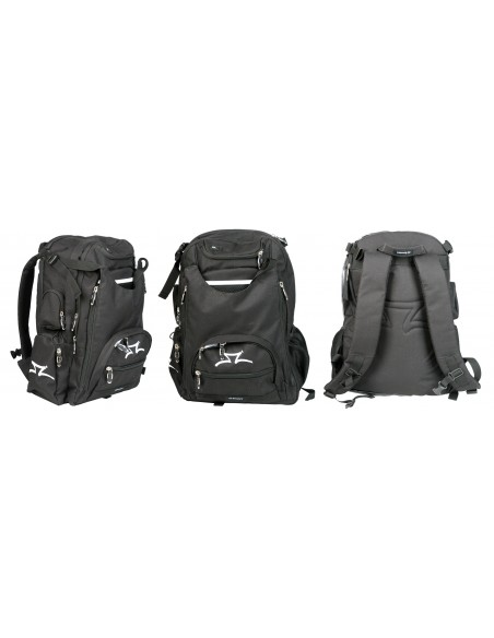 Comprar ao scooter transit backpack black - white