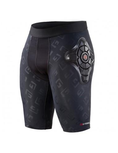 pantalon g-form pro-x shorts negro embosg