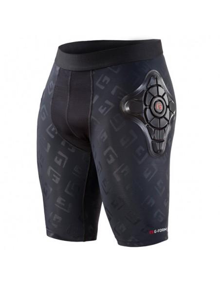 g-form shorts pro-x black embosg