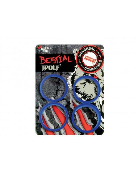 Comprar bestial wolf alu spacers