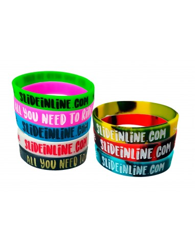 "PULSERA SLIDE ""ALL YOU NEED TO RIDE"""
