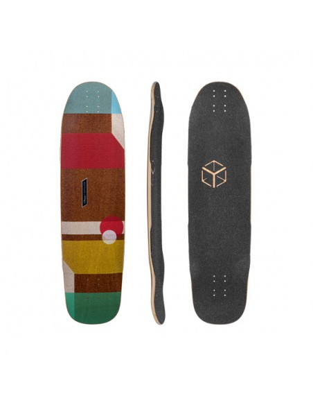 """loaded cantellated tesseract deck 36"""""""