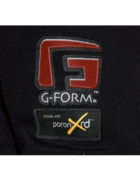 Comprar g-form pro-x elbow black - red