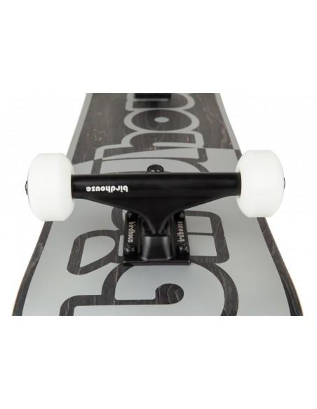 "Comprar birdhouse skateboard stage 3 bias logo silver 8.125"""