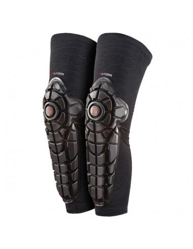 g-form elite knee-shin topo black