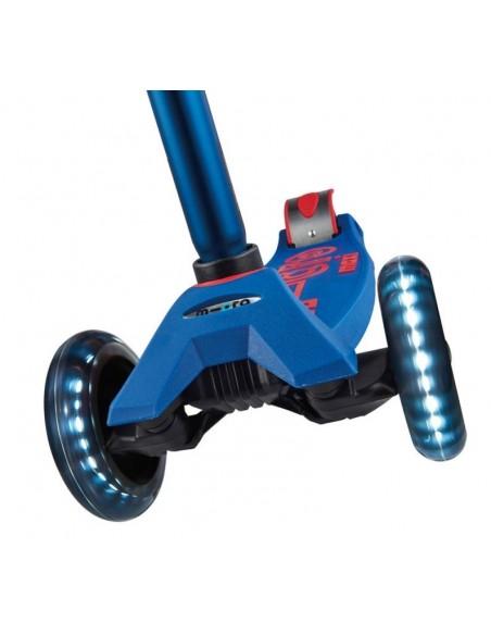Comprar micro maxi deluxe azul led