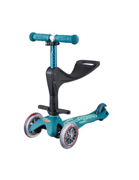 Comprar mini micro 3en1 deluxe+ azul hielo