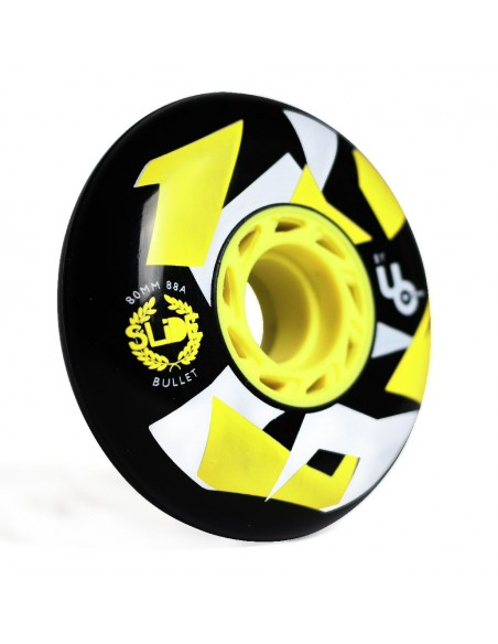 Comprar ruedas undercover fsk 80mm 88a slide edition - 4 pack