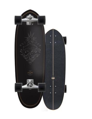 """carver origin 31.5"""" complete surf skate"""