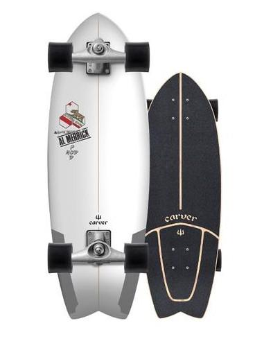 """carver ci pod mod 29.25"""" complete surf skate"""