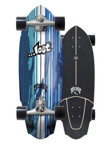 """lost x carver v3 rocket 30"""" complete surf skate"""