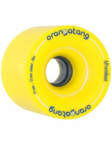 orangatang wheels 4president 70mm 86a