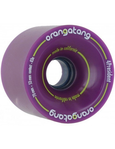 orangatang wheels 4president 70mm 83a