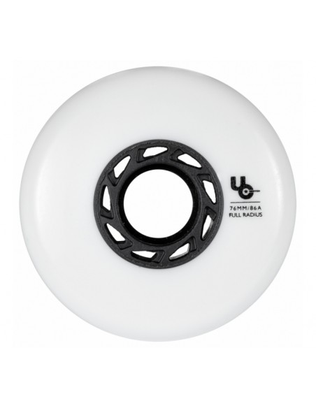ruedas undercover team 76mm 86a | 4 pack