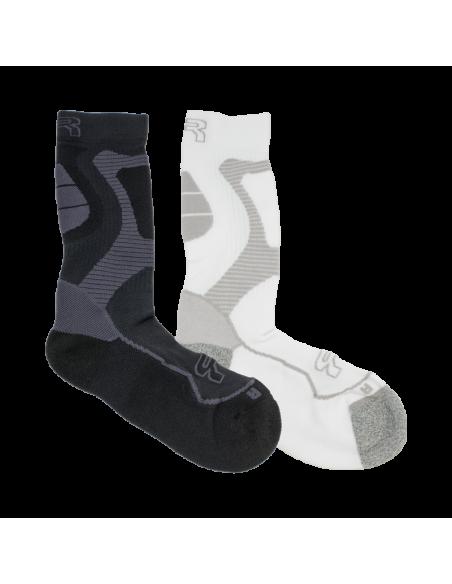 Venta fr - nano sport socks red-black
