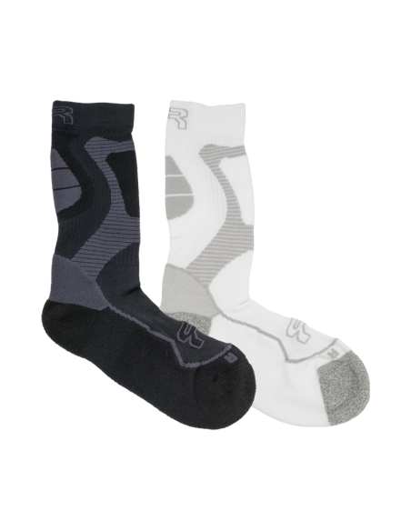 Venta fr - nano sport socks pink-white