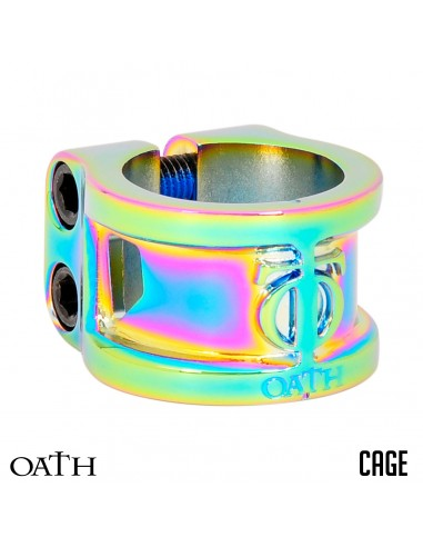 oath clamp cage oversized neochrome