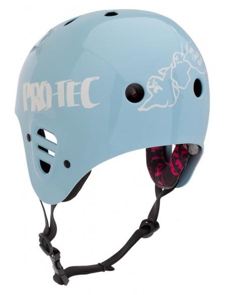 Comprar pro-tec full cut helmet gonz 2 light blue