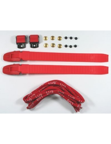 usd buckles + laces