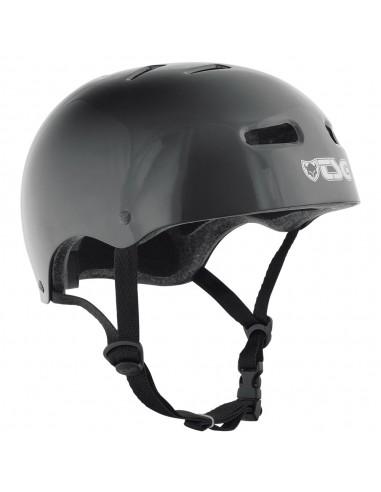 tsg helmet skate/bmx injected black