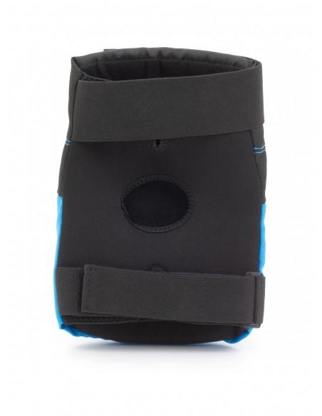 Tienda de rodilleras rekd pads negro-azul