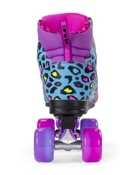 Oferta rio roller leopard quad skates | patines 4 ruedas