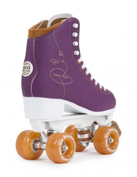 Venta rio roller signature morado | patines 4 ruedas