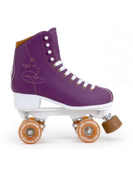 Comprar rio roller signature morado | patines 4 ruedas
