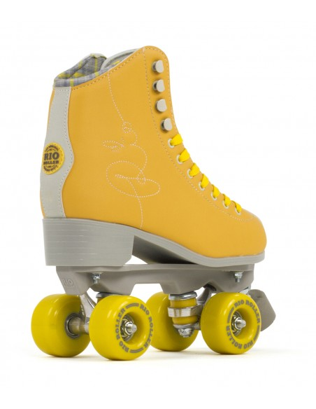 Comprar rio roller signature amarillo   patines 4 ruedas