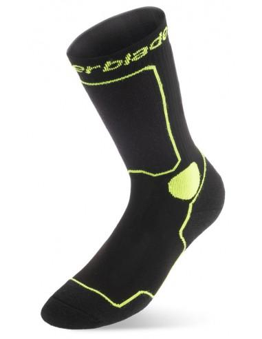rollerblade skate socks | black-green
