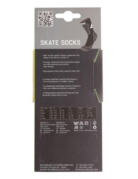 Comprar rollerblade skate socks | black-green